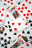 Cartes de jeu Image libre de droits