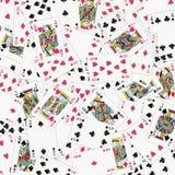Cartes de jeu Image stock