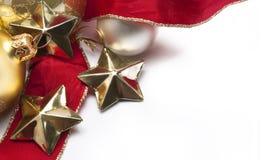 Cartes de Noël Images libres de droits