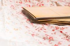 Cartes de vacances Photographie stock libre de droits