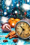 Cartes de vacances pour Noël Photographie stock libre de droits