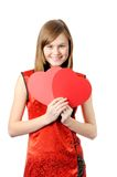 Cartes de Valentine Day Photo stock