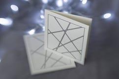 Cartes de voeux Photo stock