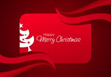 cartes de voeux de Joyeux Noël, vacances, cadre, Joyeux Noël heureux, calibre de Noël Photos libres de droits