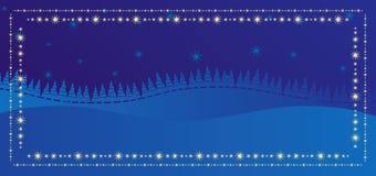 Cartes de voeux de nouvelle année Image libre de droits