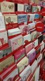 Cartes de voeux : Romance Photos stock