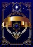 Cartões mágicos Fotos de Stock Royalty Free