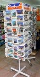 Cartes postales Photo stock