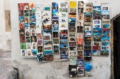 Cartes postales Image stock