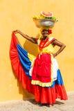 Carthagène, Colombie Photo libre de droits