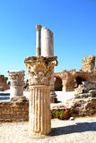 Carthage Royalty Free Stock Images