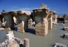 Carthage - banhos de Antoninus Pius Fotografia de Stock Royalty Free
