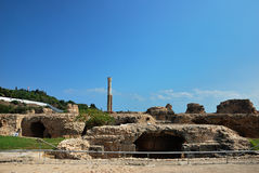 Carthage en Tunisie Photos libres de droits