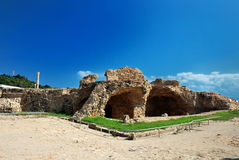 Carthage en Tunisie Image stock