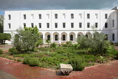 Carthage national Museum in Tunisia Royalty Free Stock Images