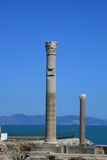 Carthage Pier Royalty Free Stock Photography