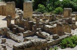carthage ruina Fotografia Stock