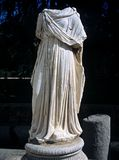 Carthage,Tunisia. Statue in the ruins of Carthage,Tunisia Stock Images