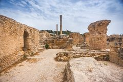 Carthage, Tunisia Stock Photos