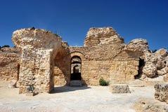 Carthage w Tunezja Fotografia Stock