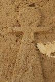 Carthaginian-Ruinen in Kappe Bon, Tunesien lizenzfreies stockbild
