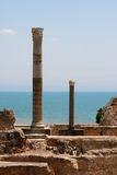Carthago ruins Royalty Free Stock Photos
