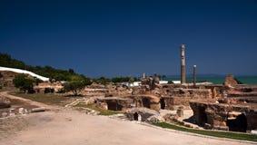 Carthago, Tunesië Royalty-vrije Stock Afbeeldingen
