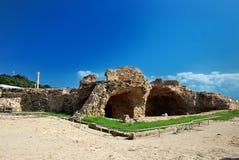 Carthago in Tunesië Stock Afbeelding