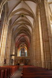 Carthedral interior Royalty Free Stock Images