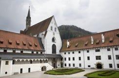 carthusian разыгрыш монастыря поздно стоковые изображения rf