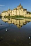 Carthusian kloster i Seville Royaltyfri Bild