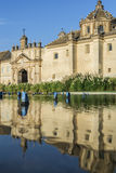 Carthusian monastery in Seville Stock Photography