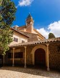 Carthusian Monastery, Valldemossa, Majorca, Spain Royalty Free Stock Photography