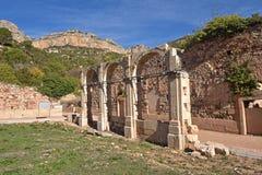 Free Carthusian Of Escaladei In The Priorat, Tarragona Province, Catalonia, Spain Stock Photo - 106689930