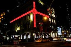 Cartier大厦, Mahattan, NYC 图库摄影
