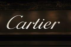 cartier方式存储 免版税图库摄影