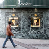 Cartier Stock Photography