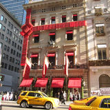 Cartier Jewelry store in New York City Stock Images