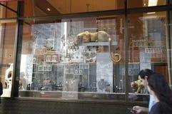 Cartier Mountain Lion Photo stock