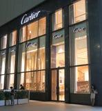 Cartier Shop fashin Nagoya Japan  Stock Photos