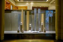 Cartier shop at Siam Paragon, Bangkok, Thailand, May 9, 2018 stock photo