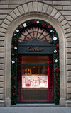 Cartier store window 2 Royalty Free Stock Photography