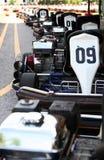 carting идет Стоковое Изображение RF