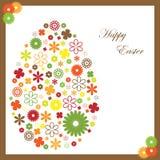 Cartão de Easter Imagens de Stock