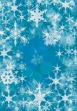 Cartão de Natal abstrato Fotos de Stock