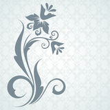 Flor decorativa Foto de Stock Royalty Free