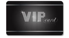 Cartão do VIP Imagens de Stock