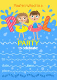 cartão Partido de associação Foto de Stock