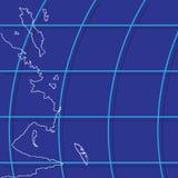 Cartography royaltyfri illustrationer