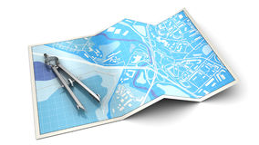 cartography stock illustrationer
